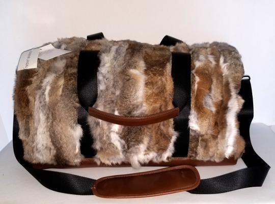 Chanel Pony Fur Clothing Brown/Black,White Boots