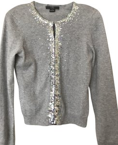 Folio Cashmere Sequin Sweater Womans Cardigan