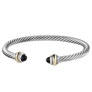 David Yurman David Yurman 5mm Black Onyx Cable Bracelet