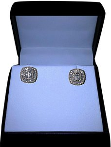 Kay Jewelers Diamond Earrings 1 4 Ct Tw Round Cut 10k Yellow Gold