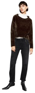 Zara Relaxed Fit Jeans-Dark Rinse