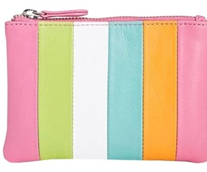 Barneys New York Small Zip Pouch