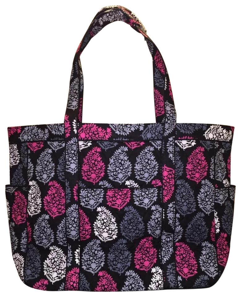 Vera Bradley Get Carried Northern Lights Cotton Tote - Tradesy 137d293830237