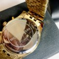 Michael Kors MK8281 Lexington Chronograph Champagne Dial Image 6
