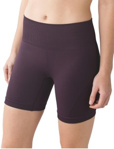 Lululemon Lululemon Sculpt Short Black Cherry