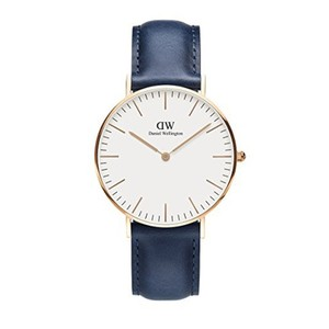 Daniel Wellington Blue Limited Edition Classic Somerset Womens DW00100123 Watch