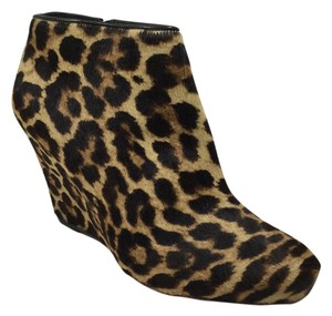 Christian Louboutin Booty Pony Leopard Boots