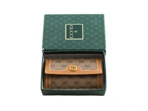 Gucci Gucci Vintage Four Key Case Holder