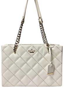 Kate Spade Emerson Place Small Phobe Quilted Satchel Tote Shoulder Bag