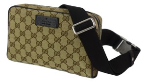 Gucci Crossbody Belt Fanny Pack 449174 multicolor Travel Bag