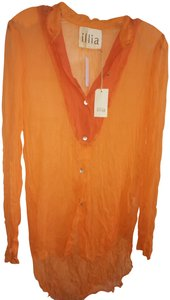 Illia Top Orange