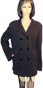Anne Klein Wool Fashionable Winter Xl Woman's Pea Coat