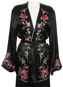 Free People Black Jacket