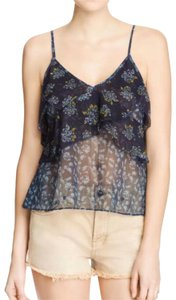 Free People Top navy