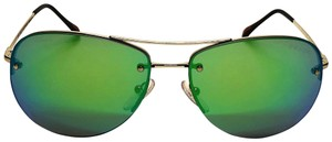 cfbcdb9c369 Prada Free 3 Day Shipping SPS 50R 1bc-1m0 New Aviator