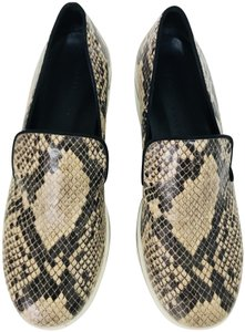 Stella McCartney Loafer Python Platforms