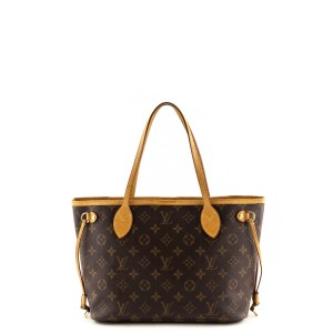 Louis Vuitton Lv Neverfull Pm Tote in Monogram