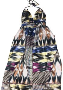 colorful pattern Maxi Dress by H&M