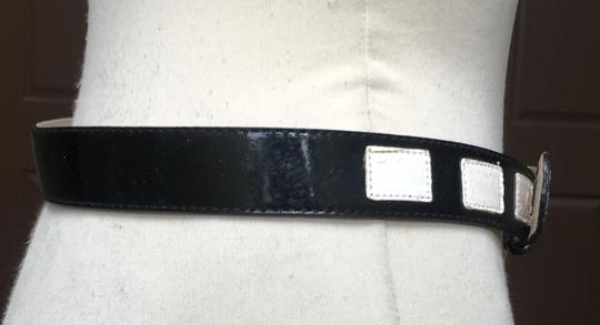 Leatherock Leatherock Patent Leather Belt