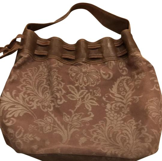 Preload https://img-static.tradesy.com/item/22800224/fossil-deep-brown-canvas-tote-0-1-540-540.jpg