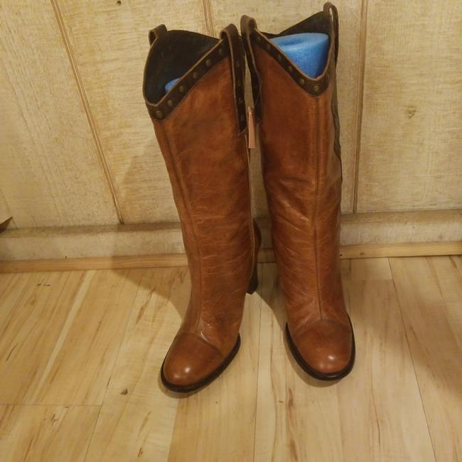 Kenneth Cole Cowgirl Boots/Booties Size US 7.5 Regular (M, B) Kenneth Cole Cowgirl Boots/Booties Size US 7.5 Regular (M, B) Image 1