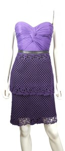 Ohne Titel Pencil Designer Dresses Skirt Purple
