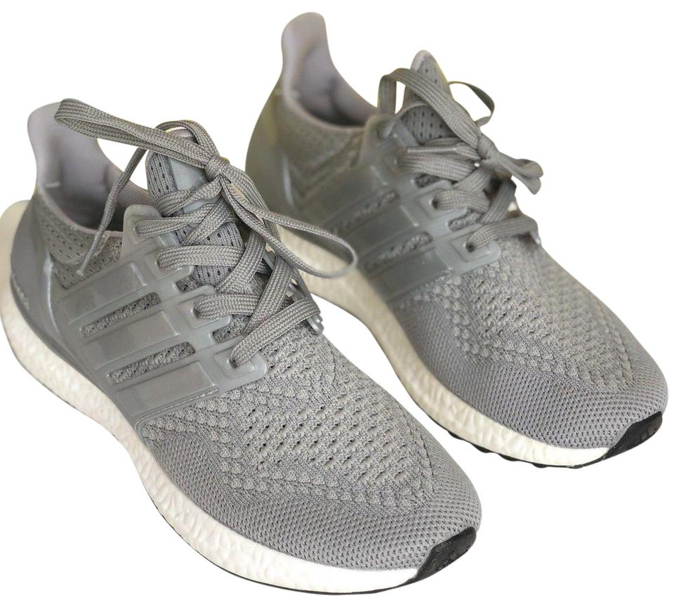 37238832ae6b adidas Gray Ultra Boost Mesh Sneakers Trainers Sneakers. Size  US 5 ...