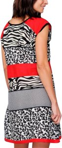 Lirome short dress Animal Prints Floral Bohemian Tribal Color-blocking on Tradesy