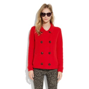 Madewell Red Jacket
