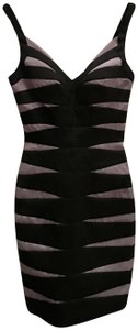 Dalia MacPhee Bandage Mini Dress