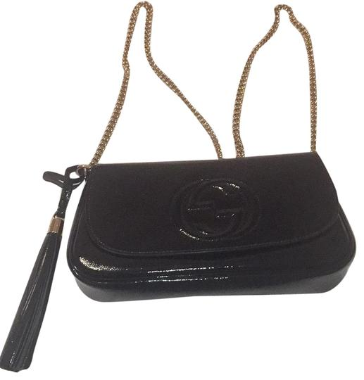 Preload https://img-static.tradesy.com/item/22800891/gucci-soho-patent-black-leather-cross-body-bag-0-1-540-540.jpg