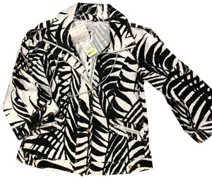 Just Be zebra print Jacket