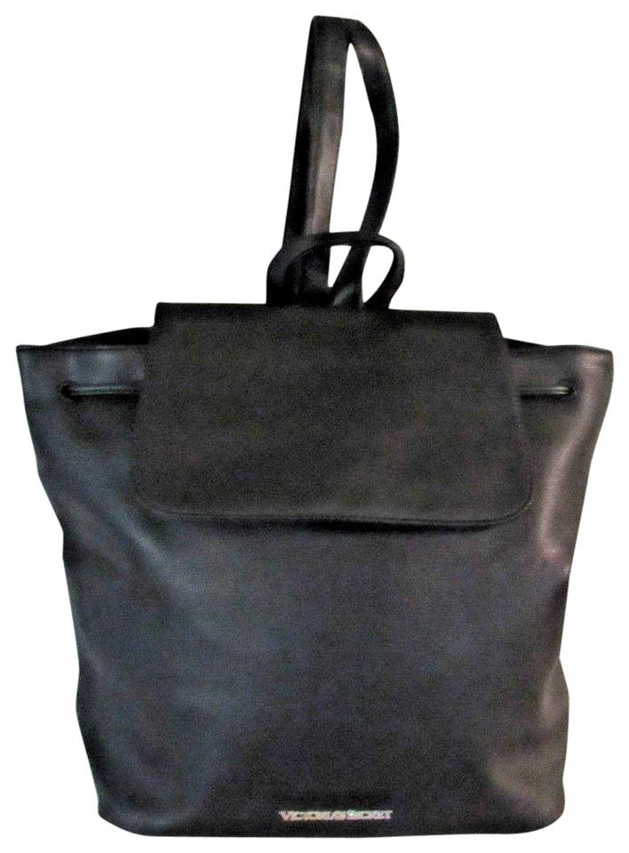 Victoria's Secret New Sexy Little Things Tote Black Faux Leather ...