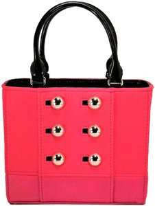 Kate Spade Color-blocking Tote in Maraschino - Red & Pink