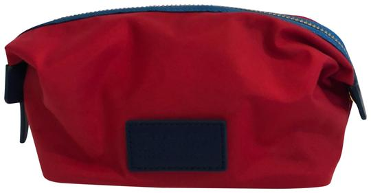 Preload https://item2.tradesy.com/images/marc-by-marc-jacobs-red-cosmetic-bag-22801741-0-1.jpg?width=440&height=440