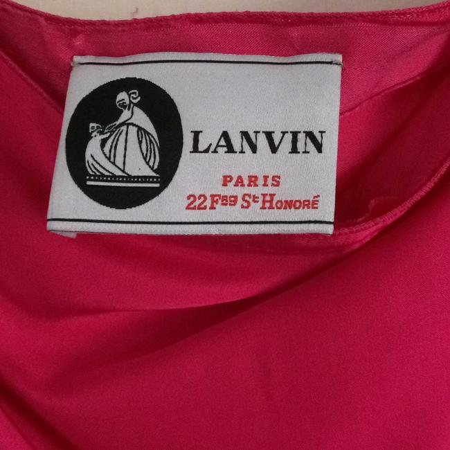 Lanvin Bow Girly Slipdress Dress
