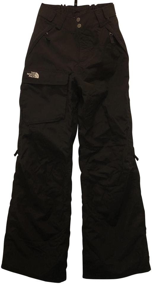 f6a4e88b6 The North Face Black Hyvent Women's Waterproof Ski/Snowboard Pants  Activewear Size 4 (S) 80% off retail
