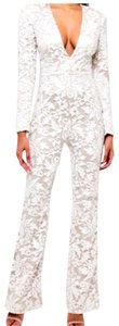 Peace + Love Peace + Love Lace Jumpsuit