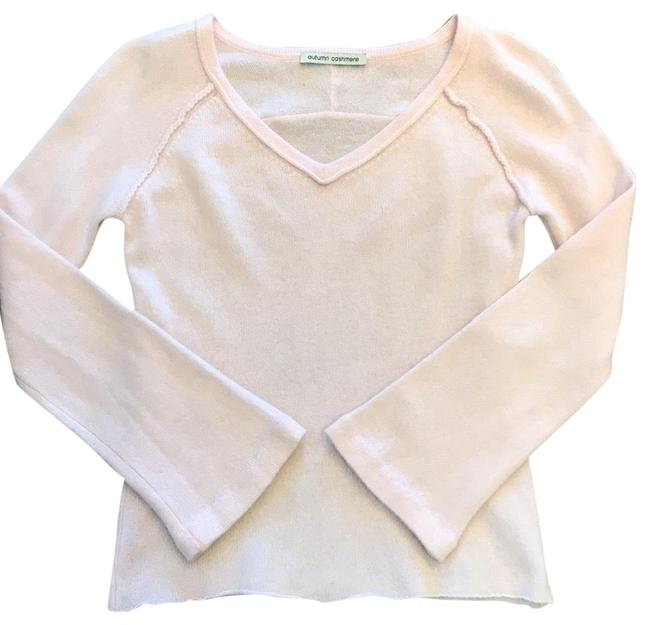 Preload https://item4.tradesy.com/images/autumn-cashmere-pink-sweaterpullover-size-0-xs-22801913-0-1.jpg?width=400&height=650