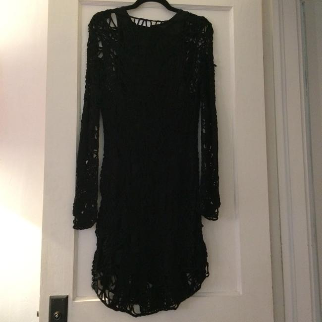 ZIMMERMANN Lace Macrame Dress