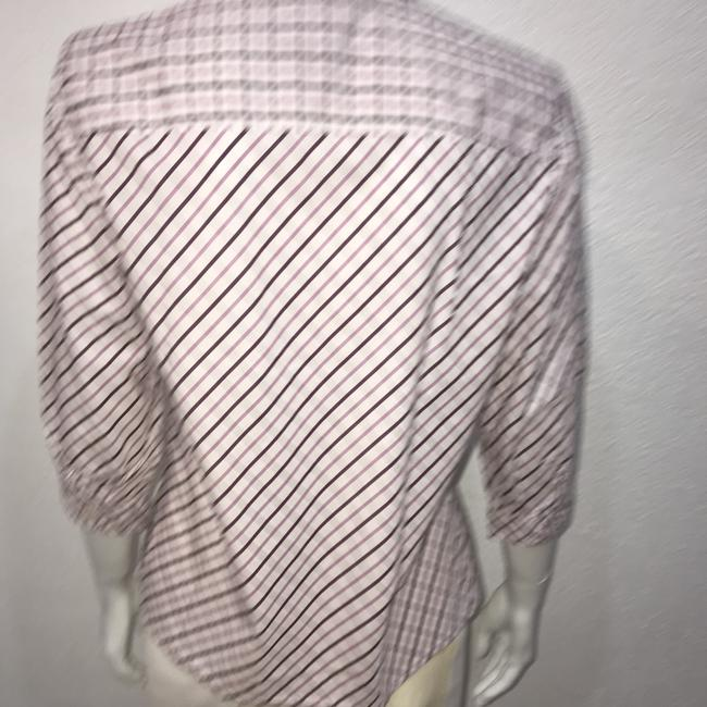 Escada Sport Button Down Shirt Purple
