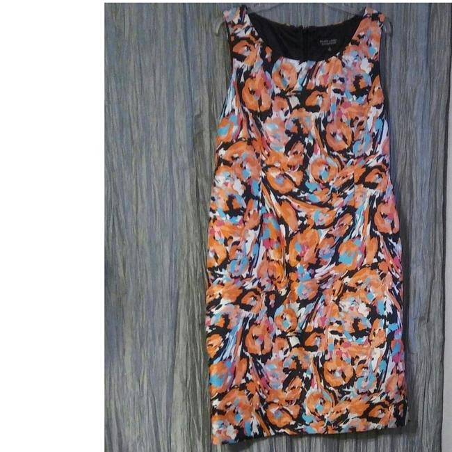 Preload https://item2.tradesy.com/images/evan-picone-peachblack-label-mid-length-workoffice-dress-size-16-xl-plus-0x-22802026-0-4.jpg?width=400&height=650
