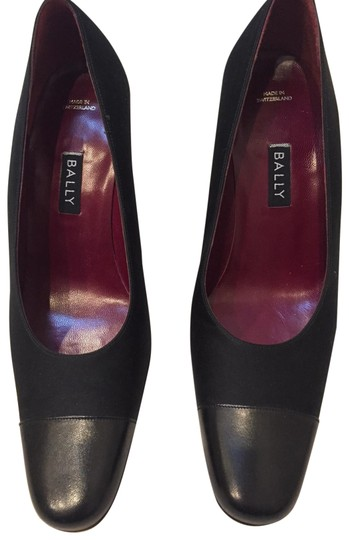Preload https://item3.tradesy.com/images/bally-black-satin-and-leather-pumps-size-us-55-regular-m-b-22802112-0-1.jpg?width=440&height=440