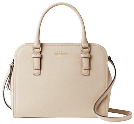 Preload https://img-static.tradesy.com/item/22802156/kate-spade-jackson-street-small-kiernan-satchel-beige-cream-leather-tote-0-1-540-540.jpg