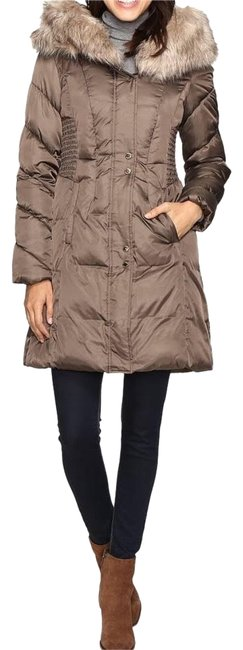 Preload https://img-static.tradesy.com/item/22802163/via-spiga-pecan-shell-faux-fur-trimmed-exaggerated-hood-cinched-waist-puffer-coat-size-0-xs-0-1-650-650.jpg