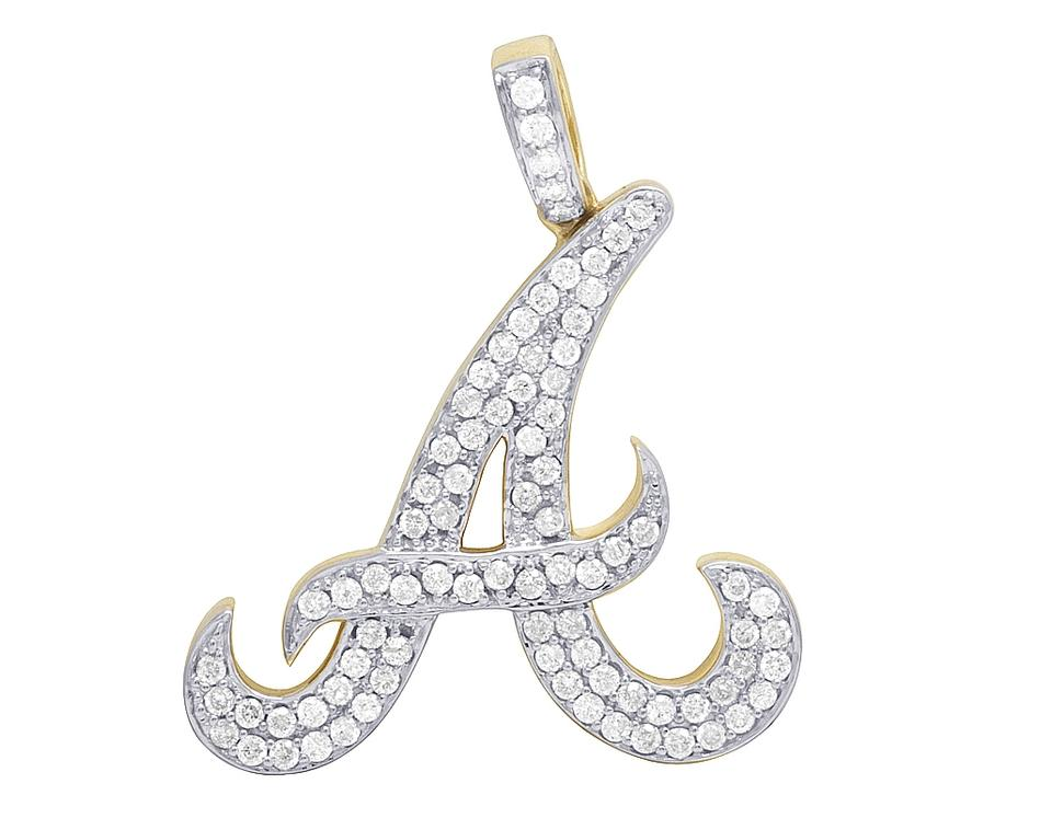 Jewelry unlimited 10k yellow gold initial a baseball atlanta braves jewelry unlimited 10k yellow gold initial a baseball atlanta braves diamond pendant aloadofball Gallery