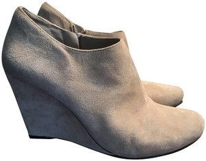 Vince Camuto Suede Womens Ankle Womens Grey Boots