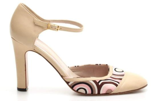 Chanel Limited Edition Nude Pumps