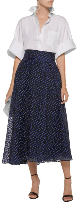 Preload https://img-static.tradesy.com/item/22802437/lela-rose-black-pleated-fil-coupe-organza-maxi-skirt-size-6-s-28-0-1-650-650.jpg