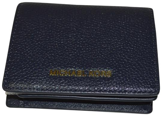 Preload https://item5.tradesy.com/images/michael-michael-kors-dark-navy-blue-mercer-flap-card-holder-admiral-wallet-22802524-0-1.jpg?width=440&height=440